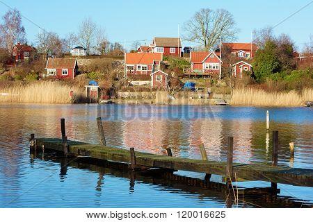 Brandaholm Garden Cottages