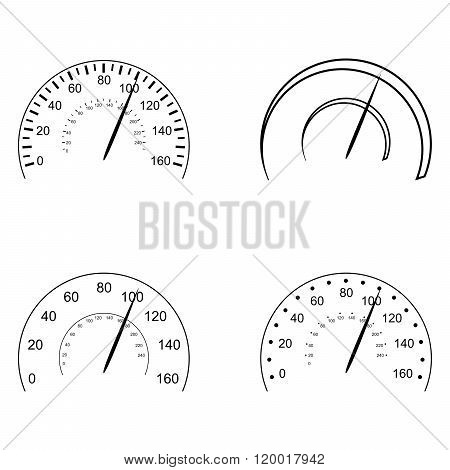 The Speedometers Set