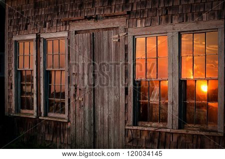 Fisherman's Shack, Menemsha