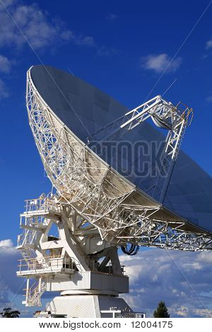 Very Large Array Radio Telescope, Australia