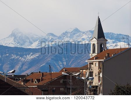 View Of Settimo, Italy