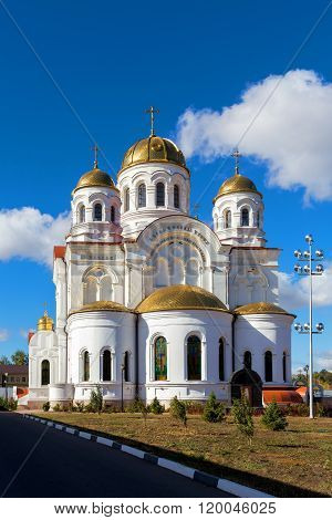 Nicholas Cathedral. Valuyki. Russia