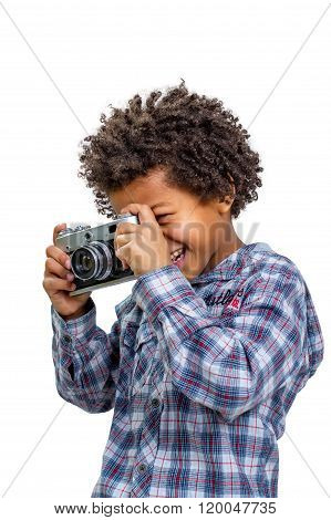 Novice photographer