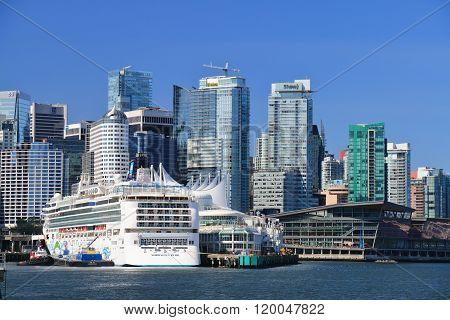 Canada Place Harbor
