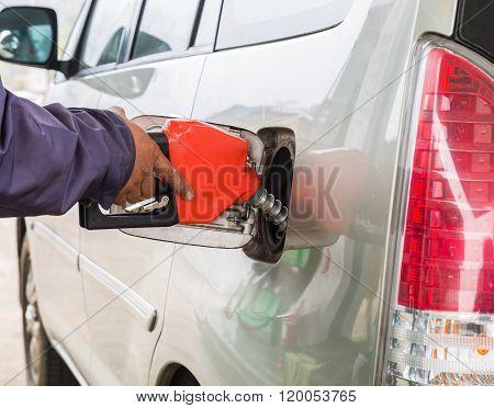 Car Fuel Refilling