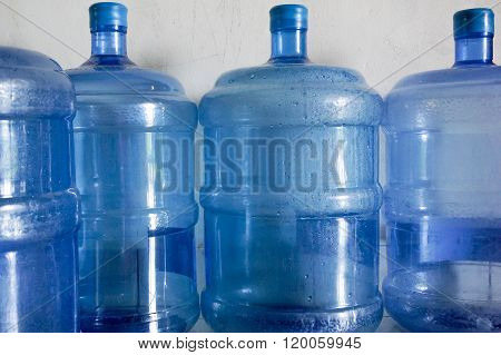 Gallon Bottling Reverse Osmosis (RO) Drinking Water.
