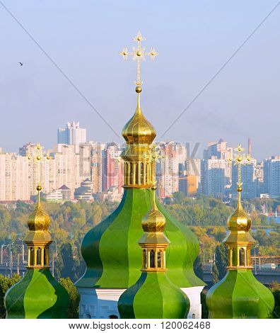 Kiev Church Dome