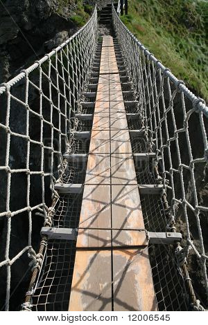 Rope Bridge, Carrick-a-Rede, Northern Ireland