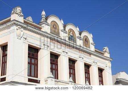 Landmark In Cuba
