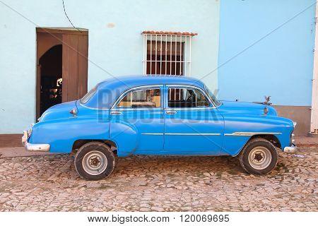 Classic Packard Car