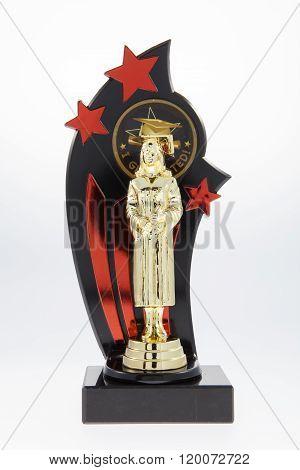 Female Graduate Trophy