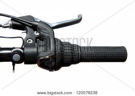 Bicycle brake handle