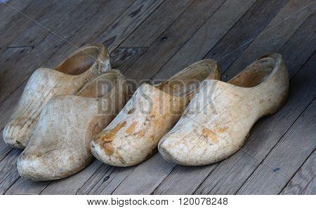 Vintage Clogs