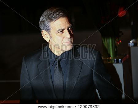 George Clooney attends the 'Hail, Caesar!' Premiere during the 66th Berlinale International Film Festival on February 11, 2016 in Berlin, Germany.