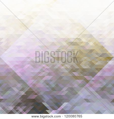 Abstract gray-beige-pink background