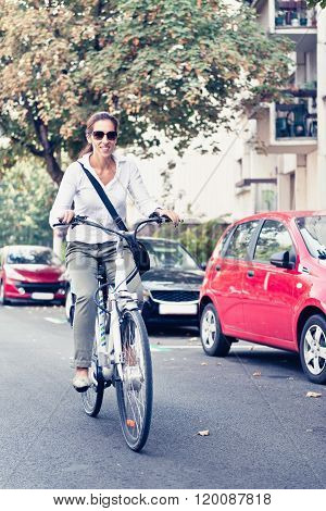 Using Electric Bicycle