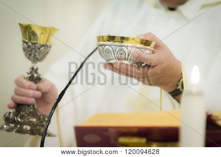 Celebrating The Communion