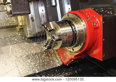 Cnc Machine Head