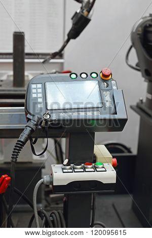 Robotic Welding Controller