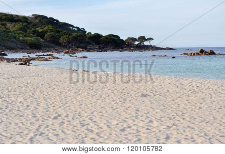 Bunker Bay: White Sands and Granite