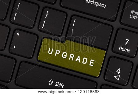 Laptop Button - Upgrade