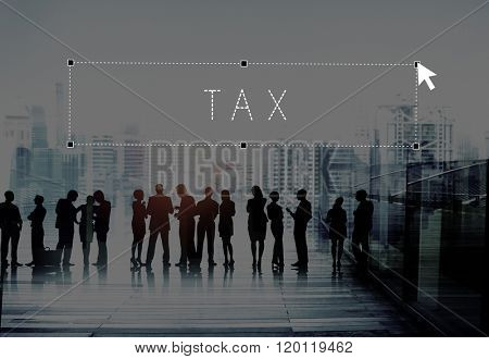 Tax Taxation Audit Income Return Economy Concept