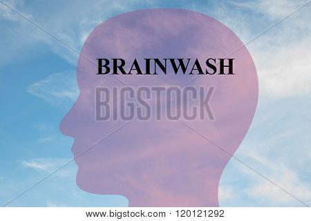 Brainwash Concept