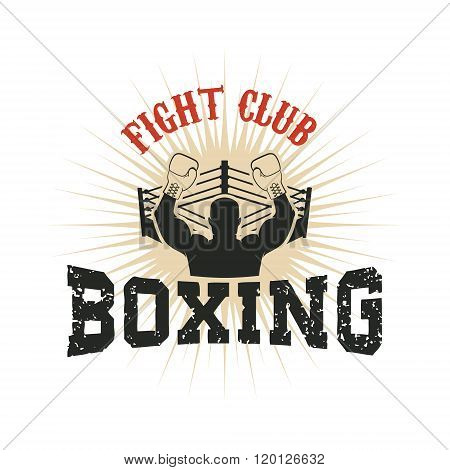 Boxing. Fight Club.