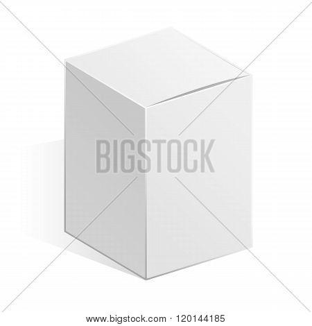 High white box.
