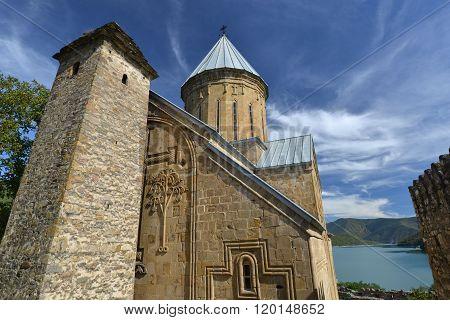Ananuri Church And Tower
