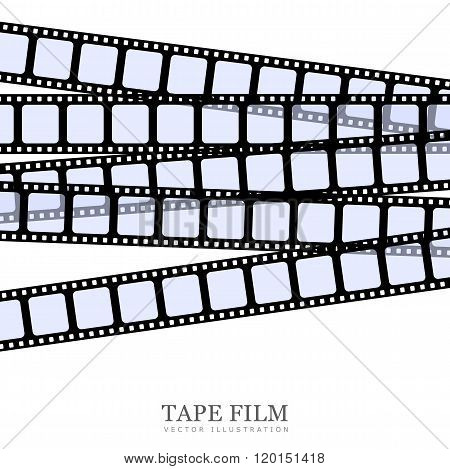 Template film roll