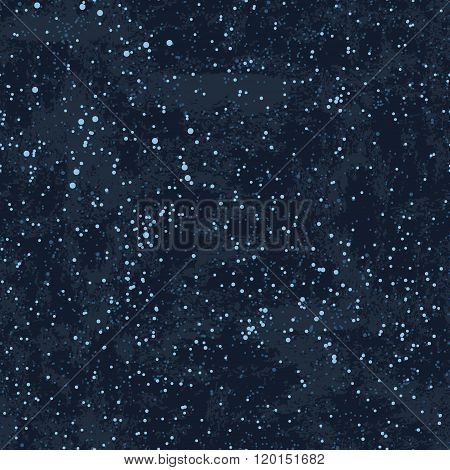 Vector space pattern. Milky way