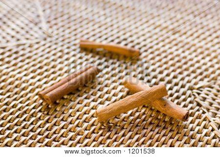 Cinnamon On Rattan Ii
