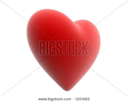 One Red Heart