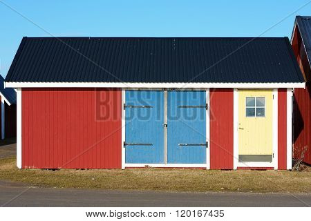 Fishing Shed