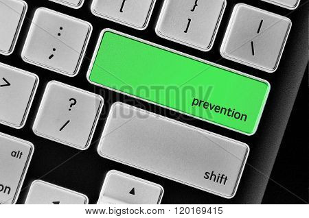 Keyboard  Button Written Word Prevention