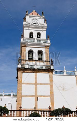 South America, Cathedral In The Sucre