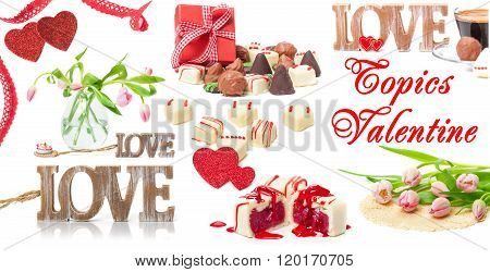 Valentines Day, Love, Flowers, Gift