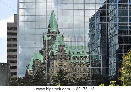 Ottawa Parliament, Canada