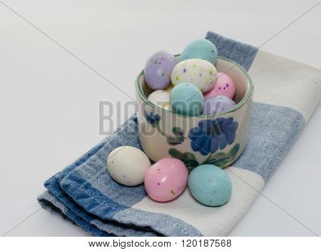 Speckled Malted Milk Eggs