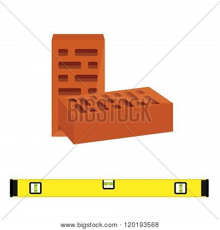 Brick And Consturction Level