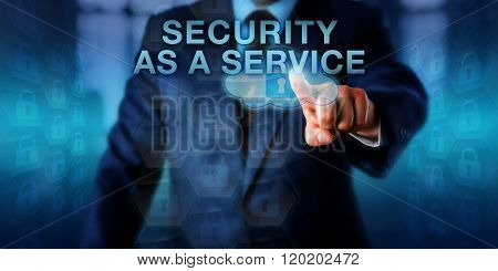 Content Owner Pushing Security As A Service