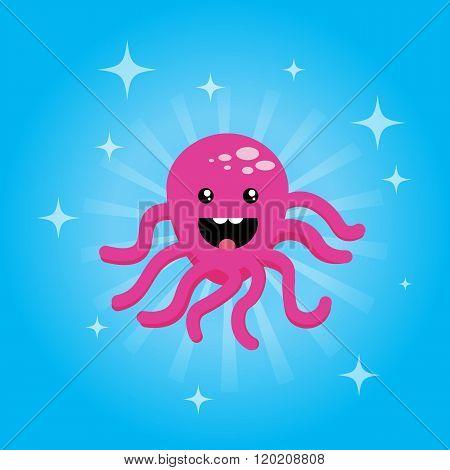 baby octopus stock photos - photo #32