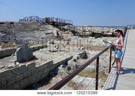 The historical complex Perperikon