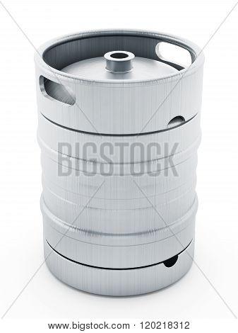 Isolated Keg