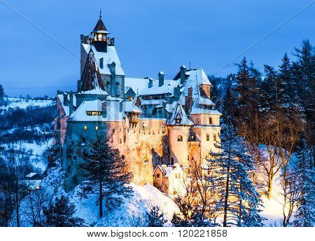Castle of Dracula, Bran