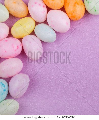 Speckled Easter Candy