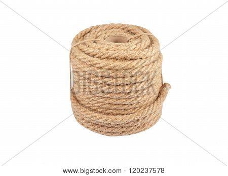 Manila Rope Coil