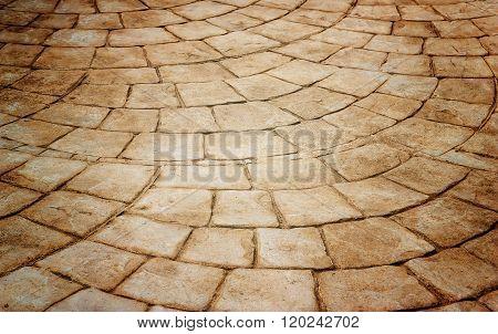 Marble Texture Dark Border