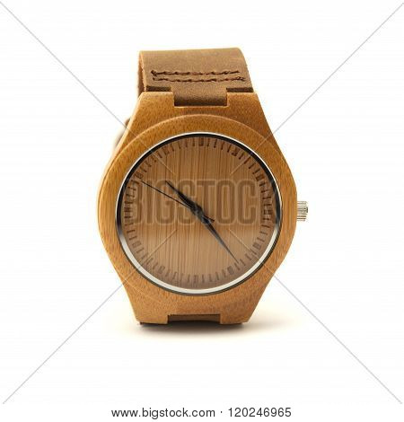 Wooden Wristwatch